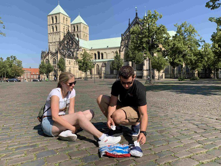 Erste Hilfe Dom Münster